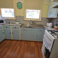 Sl Lodgings kitchen
